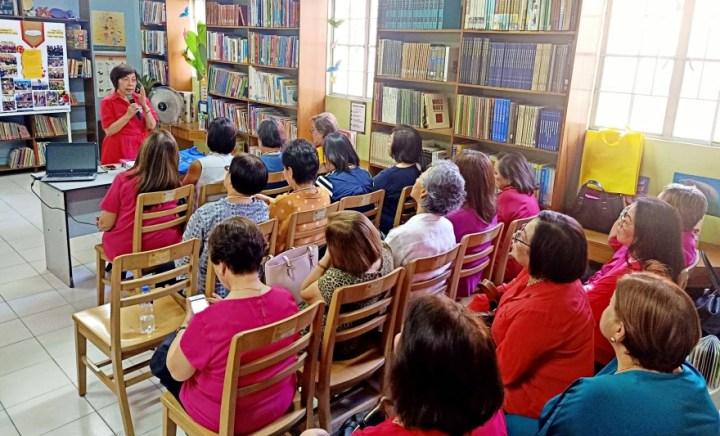 Zonta Club of Cebu II promotes family literacy through reading | Cebu Finest