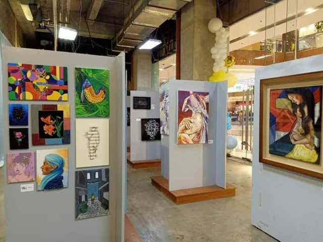 Local artists showcase works in Cebu to celebrate the gift of artistic talents | Cebu Finest