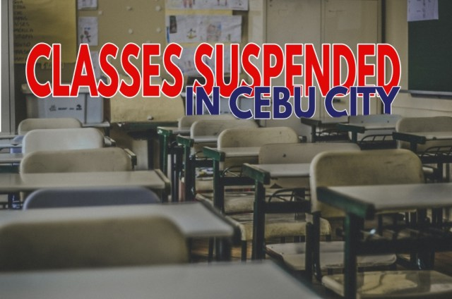 Labella suspends classes in all levels in Cebu City until March 28 | Cebu Finest