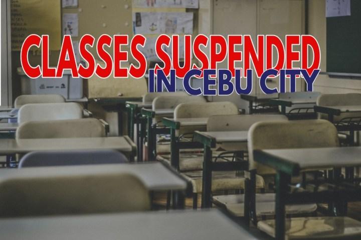 Labella suspends classes in all levels in Cebu City until March 28 | Cebu Finest