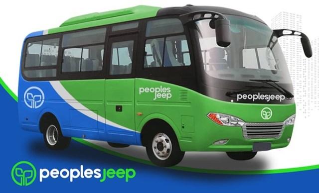 PeoplesJeep: The modern jeepneys coming to the streets in Cebu | Cebu Finest