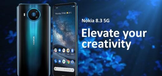 Nokia 8.3 5G, a new future-proof 5G smartphone with 64MP quad-camera system | Cebu Finest