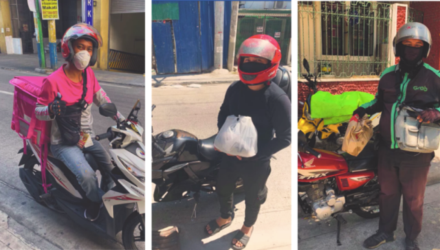 Delivery Couriers are Service Heroes and Important Frontliners | Cebu Finest
