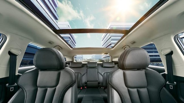 The interior of the 2020 all-new Ford Territory | Cebu Finest