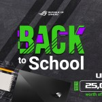 ASUS ROG Back To School Promo | Cebu Finest