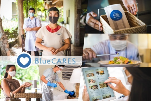 BlueCARES is Bluewater Resorts' mark of commitment to the safety, protection, and well being of the Bluewater community | CebuFinest