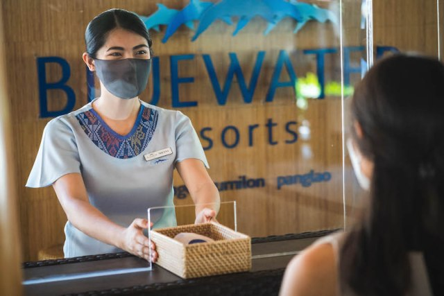 Bluewater Resorts affirms and cultivates the spirit of AMUMA through the BlueCARES initiative. | CebuFinest