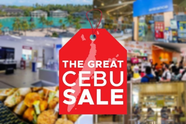 The Great Cebu Sale (GCS) 2020, Cebu's first-ever industry-wide virtual sale event | CebuFinest