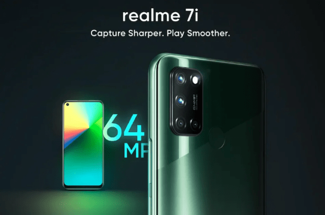 Here are the three (3) highlights you need to know about the new realme 7i | CebuFinest