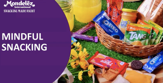 Snack Mindfully with Tang and Mondelēz Philippines, with the right snacks, for the right moment, and made the right way. | CebuFinest