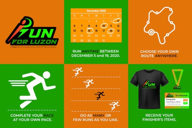 Run for Sight Foundation targets around 500 to 1,000 participants. | CebuFinest