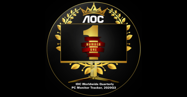 AOC is Philippines' #1 PC Monitor Brand for two quarters in a row | CebuFinest