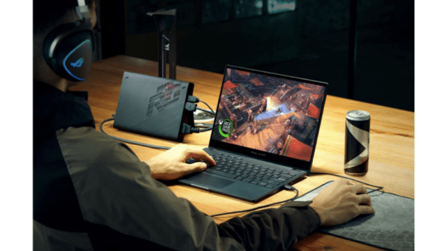 """ASUS Republic of Gamers introduces the ROG Flow X13, the world's most powerful 13"""" gaming laptop 
