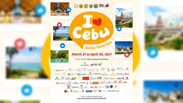 "Cebu hotels, resorts, restaurants launch ""I Love Cebu"", amazing online travel sale up to 70% discount   CebuFinest"
