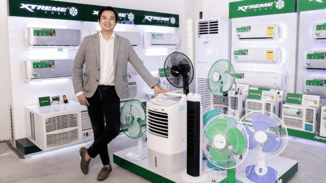 Richard Lim aims every Filipino to have XTREME Appliances at home | CebuFinest