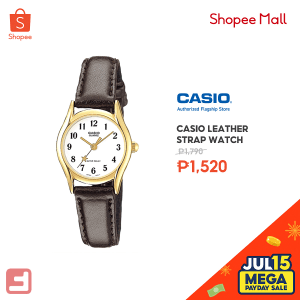 Make a good first impression with a classic watch   CebuFinest