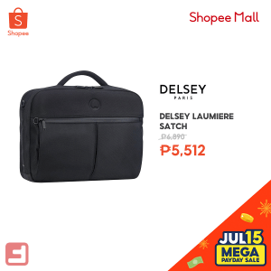 Use a high-quality bag that can withstand long commutes and heavy laptops   CebuFinest