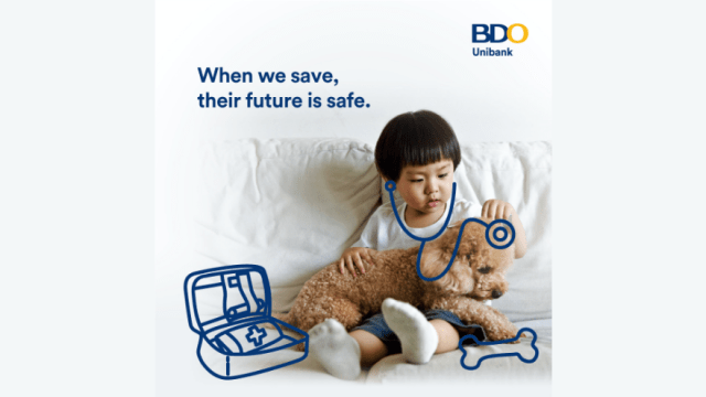 When we save, their future is safe | CebuFinest