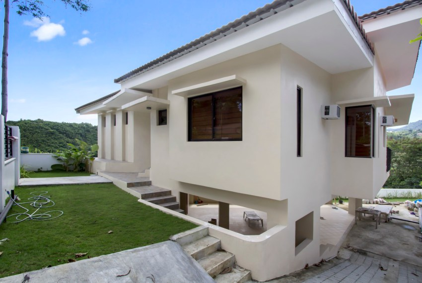 SRBML14 New 4 Bedroom House for Sale in Maria Luisa Park Cebu Gr