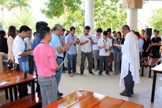 Blessing of the Hawkers Center