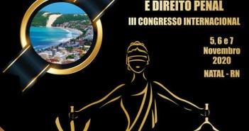 III Congresso Internacional - Psicologia Jurídica e Direito Penal