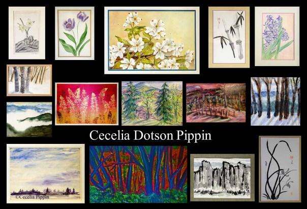 Cecelia Painting