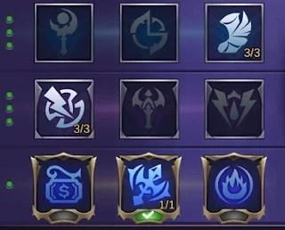 Emblem Selena