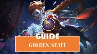 fungsi golden staff