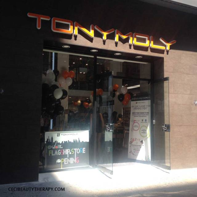 Tony Moly Flagship NYC Ktown