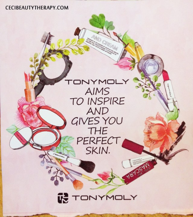 tony moly flagship