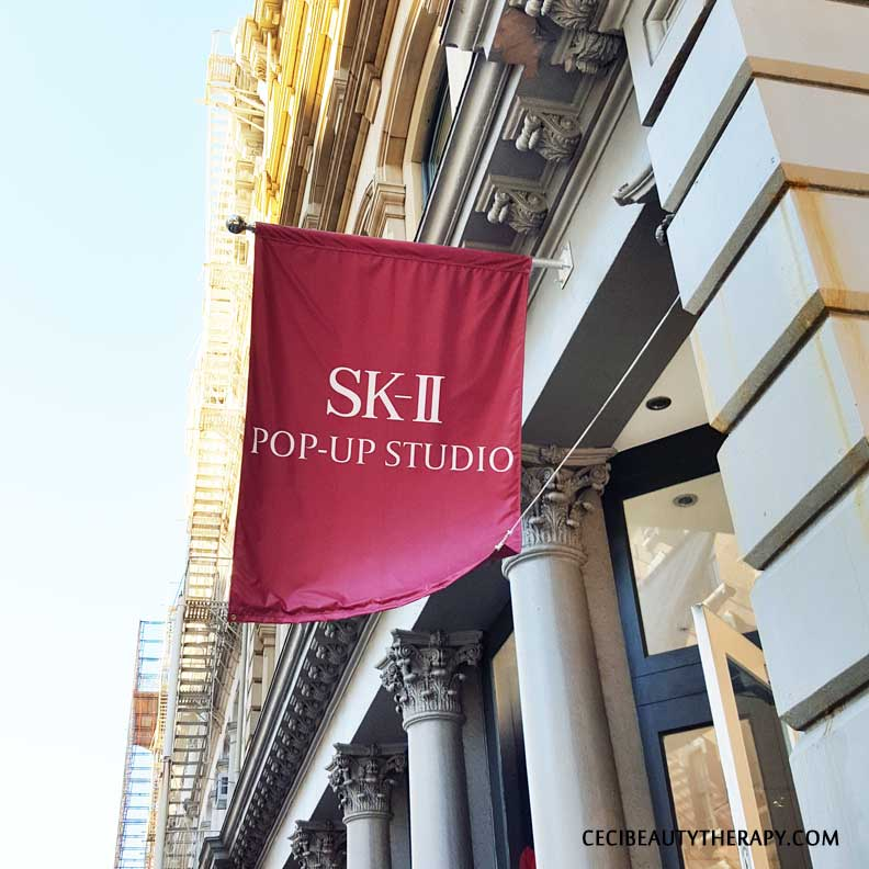 Event: SK-II 2015 Pop-Up Studio in New York City