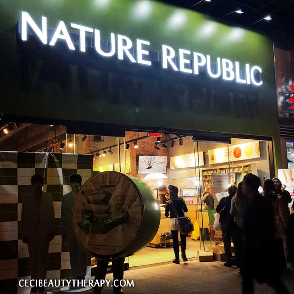 Nature Republic Union Sq NYC (1)