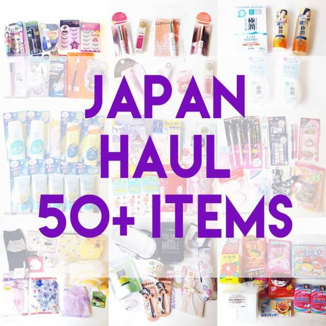 Tokyo Japan Beauty Haul. Best Things to Buy