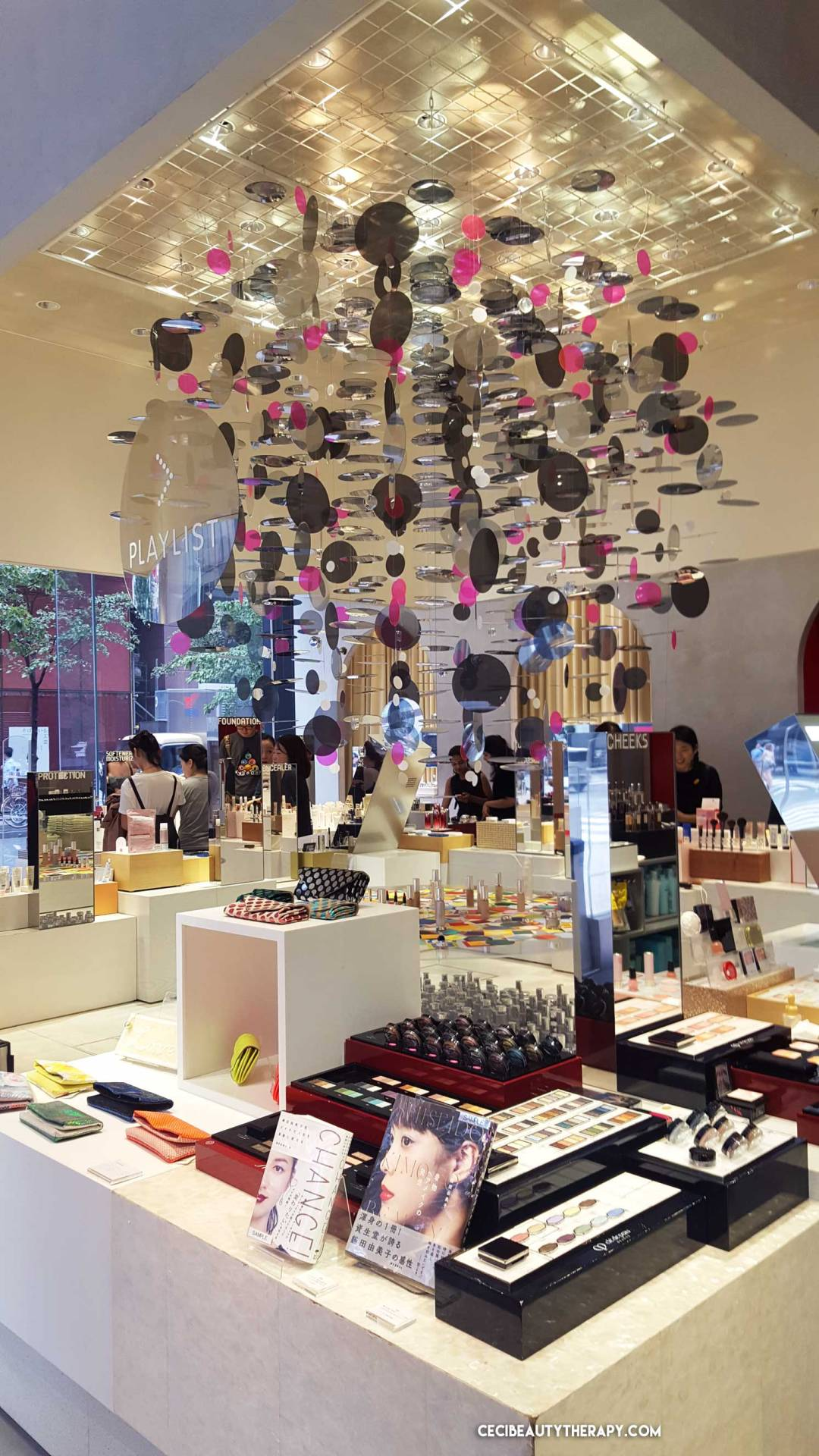 Store Visit: Shiseido The Ginza Flagship – Tokyo, Japan