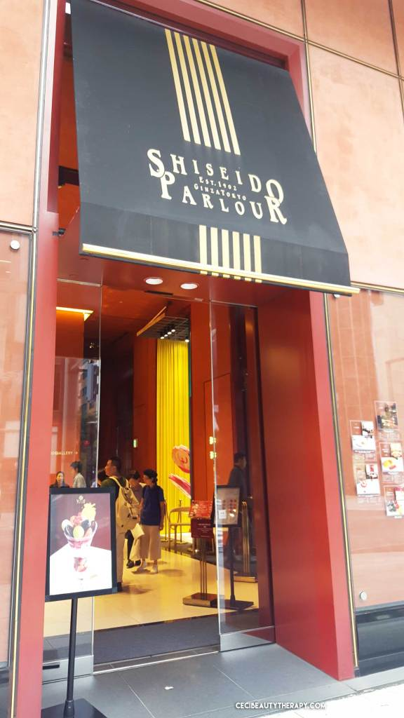 Tokyo_Japan_Shopping_Guide_Shiseido-Parlour-and-THE-GINZA