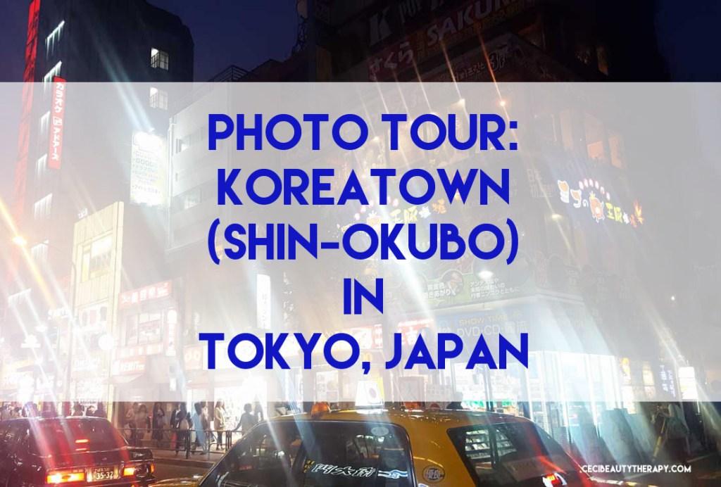 Photo Tour: Koreatown (Shin-Okubo) in Tokyo, Japan