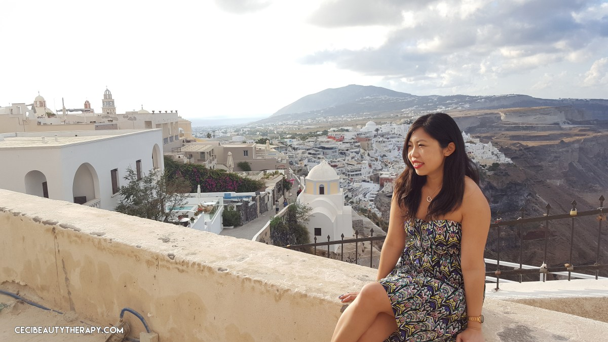 Greece Vacation: Mykonos, Santorini and Athens