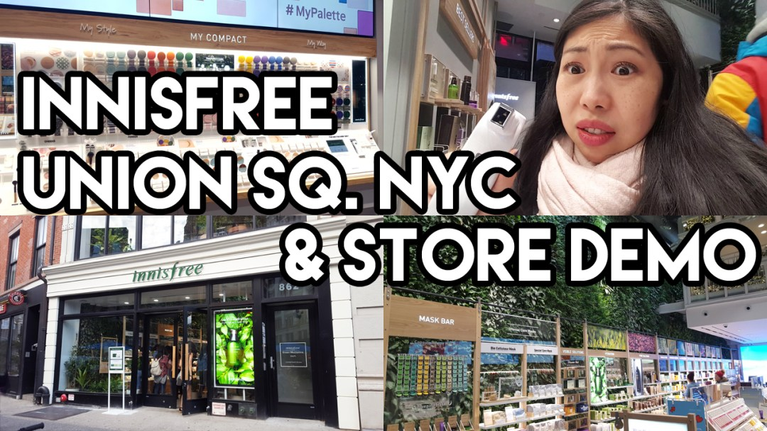 Photo Tour: Innisfree Union Square, New York City