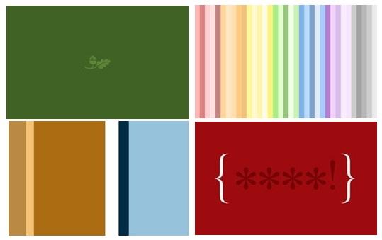 Wallpapers Minimalistas
