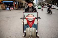 Mau Mau (dedicated to Mao Zedong) by ceci de f