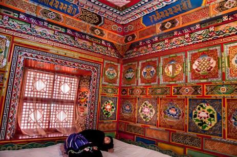 Sonho tibetano China , 2014 © ceci de f