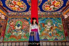 Deuses China , 2014 © ceci de f