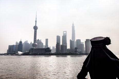 Amanhecer China, 2014 © ceci de f