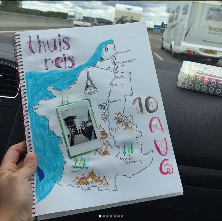 DIY vakantie plakboek, creatief fotoboek knutselen,plakboekvoor foto's,plakboekmaken,ouderwetsfoto's inplakken,fotoboek scrappen,diyfotoboek,ideeënfotoboek plakken,plakboekmakenideeën