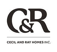 Cecil and Ray Custom Homes in KS and MO Logo
