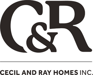 Cecil and Ray Custom Homes in Kansas City Logo