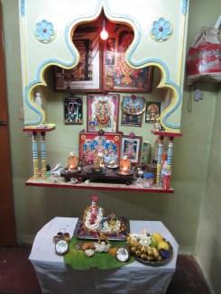Keerthis Altar