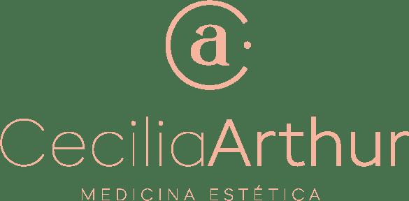logo cecilia arthur rosa
