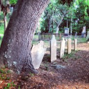 beautiful + spooky cemetery pit stops