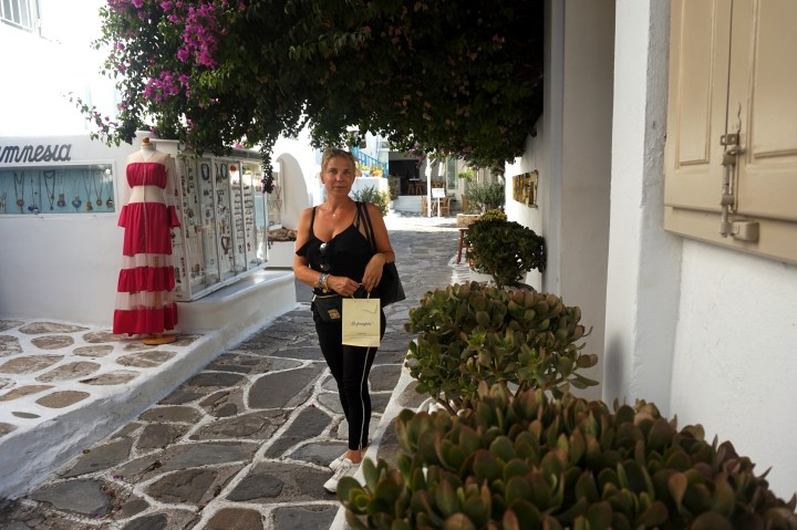 ceci shopping mykonos